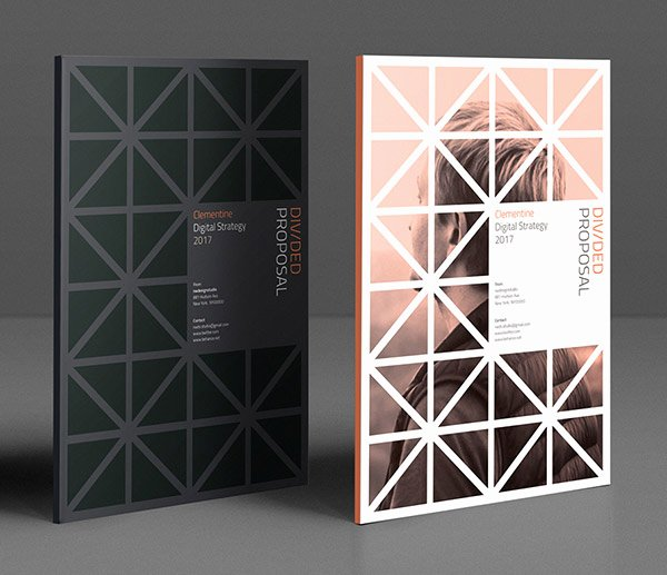 Graphic Design Proposal Template Best Of 30 Best Picks Of Brochure Design Ideas & Template Examples