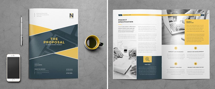 Graphic Design Proposal Template New 15 Best Business Proposal Templates for New Client Projects