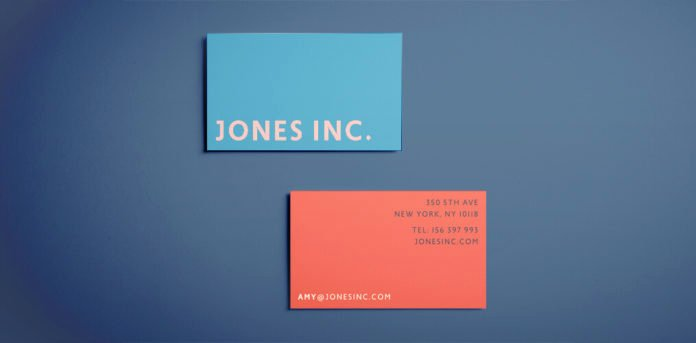 Graphic Design Quote Template Awesome Free Indesign Business Card Template with A Bold Modern