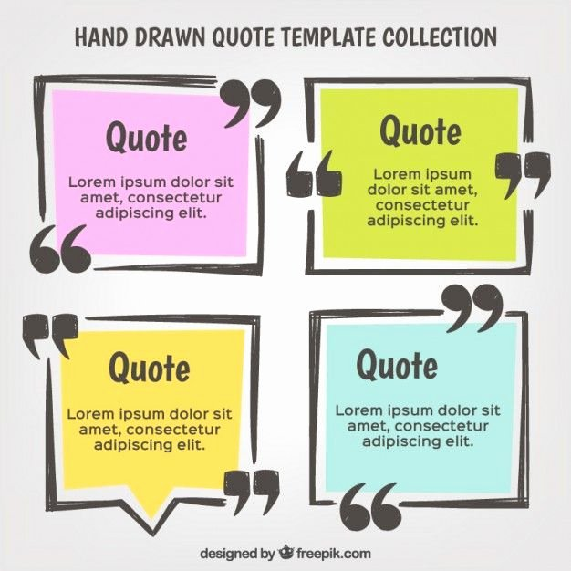 Graphic Design Quote Template Unique 15 Best Quote Templates Images On Pinterest