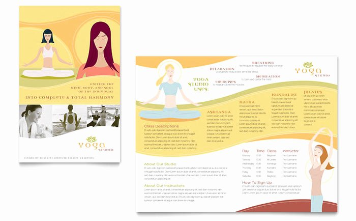 Half Page Flyer Template New Half Page Flyer Template