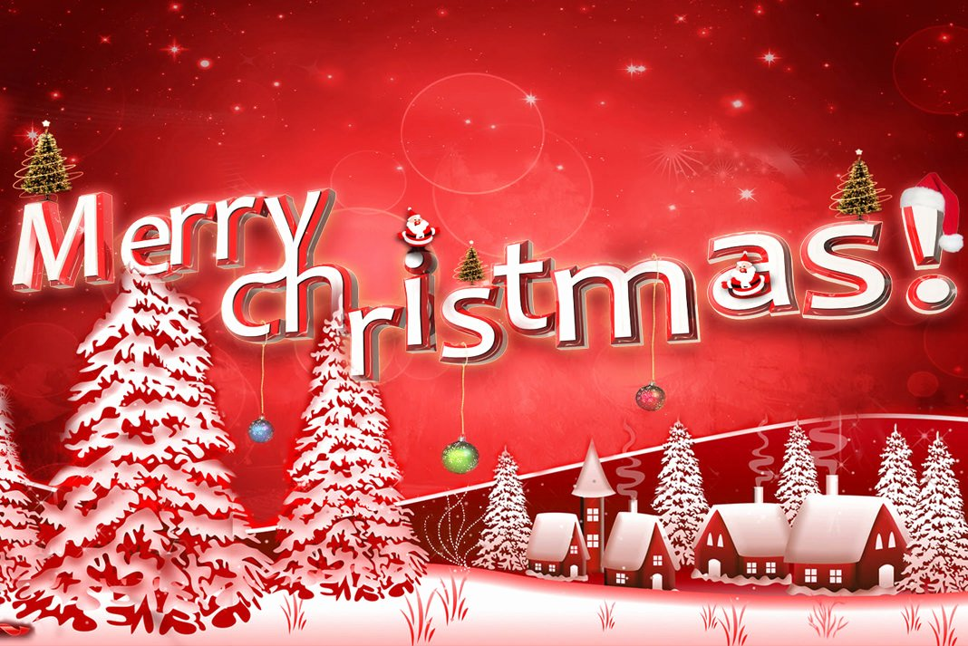best christmas and new year email newsletters