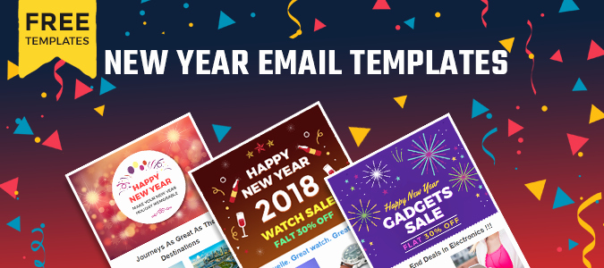 Happy New Year Email Template New 5 New Year & Holiday Email Templates $0 [download now]