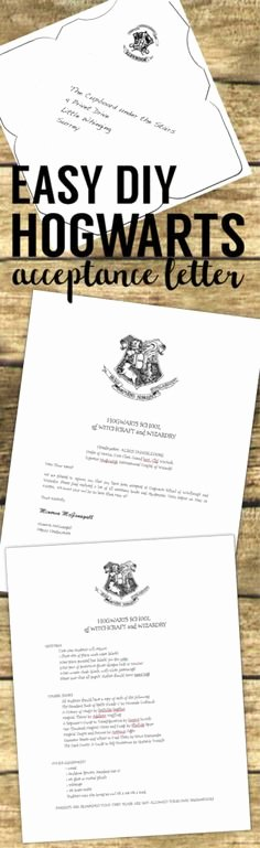 Harry Potter Acceptance Letter Template Beautiful Bid Acceptance Letter This Letter Template to formally