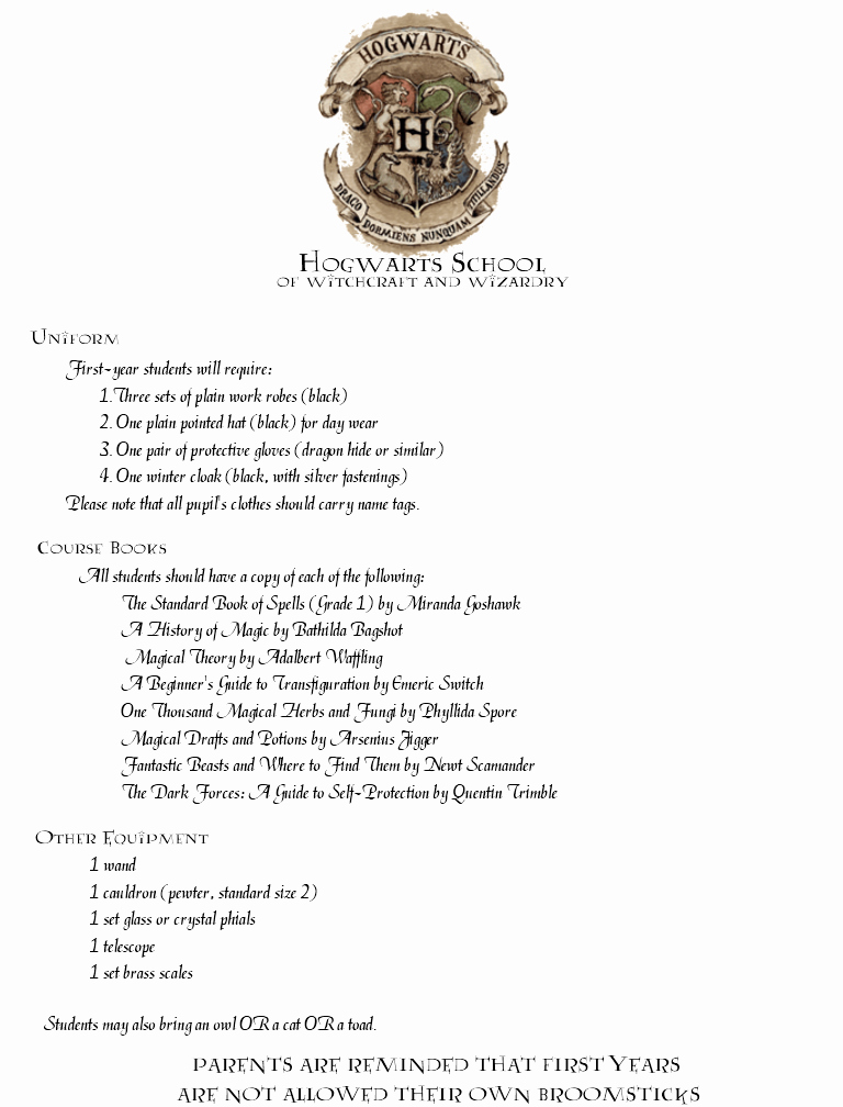 Hogwarts Acceptance Letter Template Beautiful Hogwarts Acceptance Letter Template 6jezwqxm