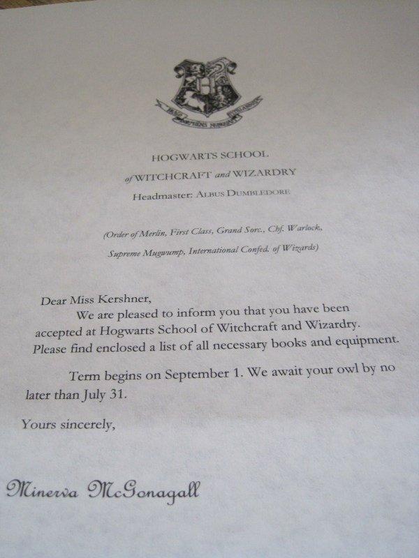 Hogwarts Acceptance Letter Template Elegant 9 Acceptance Letter Hogwarts Template