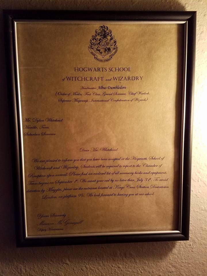 Hogwarts Acceptance Letter Template Elegant Make Your Own Hogwarts Acceptance Letter