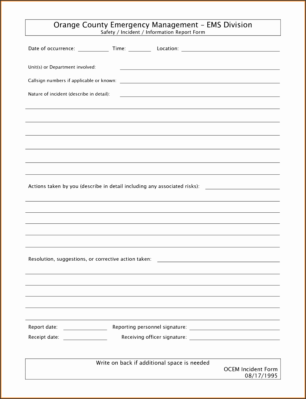 Homicide Police Report Template Awesome 10 Crime Report Template Sampletemplatess Sampletemplatess