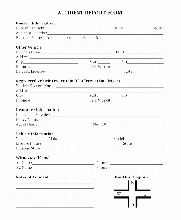 Homicide Police Report Template Best Of Free 10 Police Report Examples & Sample In Pdf
