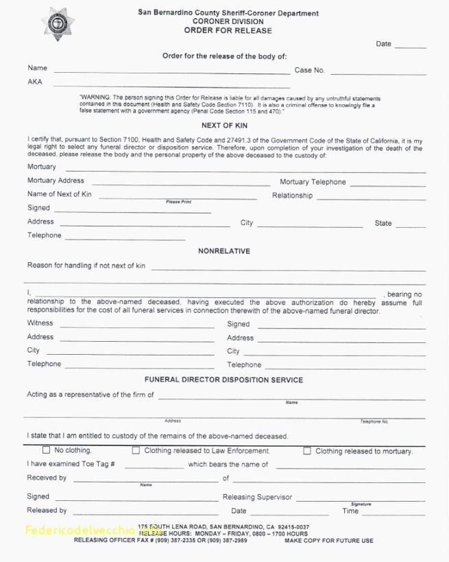 Hospital Release form Template Inspirational top 40 Trust Printable Fake Hospital Discharge Papers