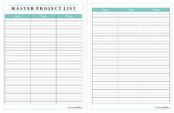 House Renovation Checklist Template Beautiful Our Home Renovations Binder and Free Printables for You