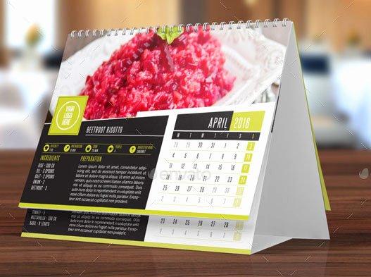 In Design Calendar Template Awesome 19 Nice Calendar 2016 Indesign Templates – Design Freebies