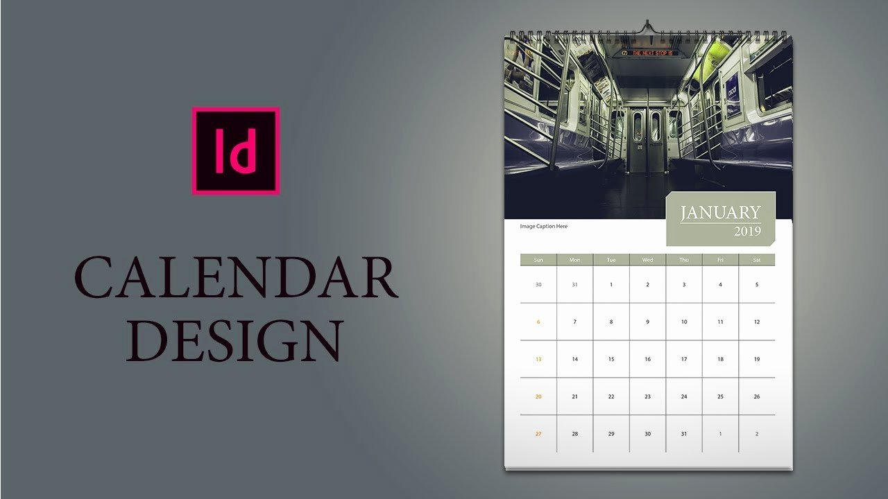 In Design Calendar Template Beautiful Ly 16 Minutes How to Design Calendar In Indesign