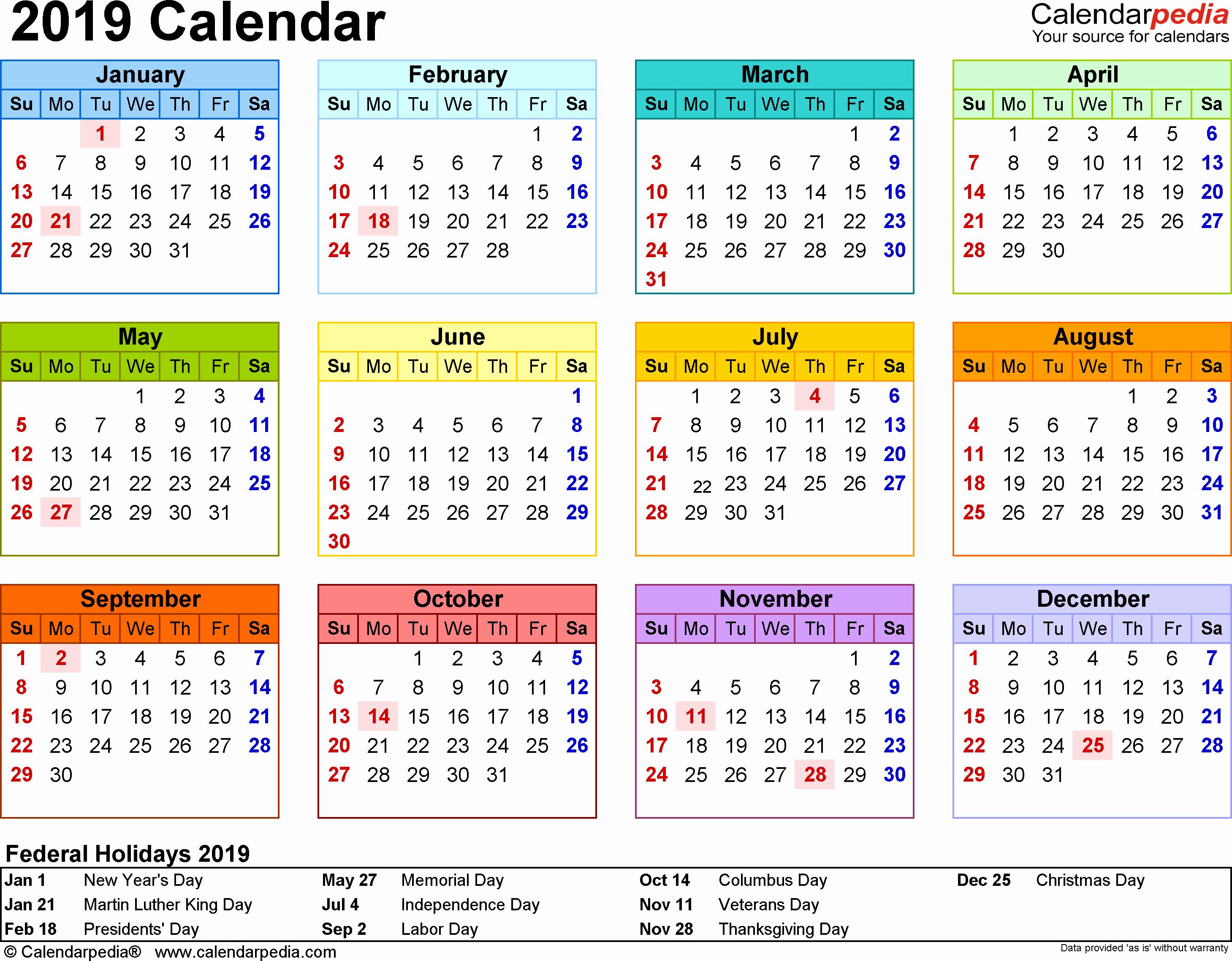 In Design Calendar Template Best Of Template Calendar 2019 Indesign Free