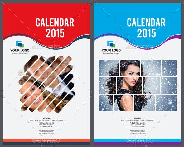 In Design Calendar Template Luxury 16 Calendar Indesign Templates for Year 2015 – Design Freebies