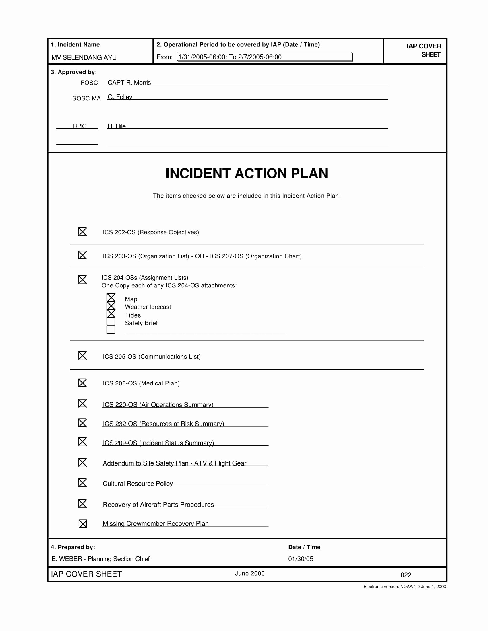Incident Action Plan Template Inspirational 10 Incident Action Plan Templates Pdf Word