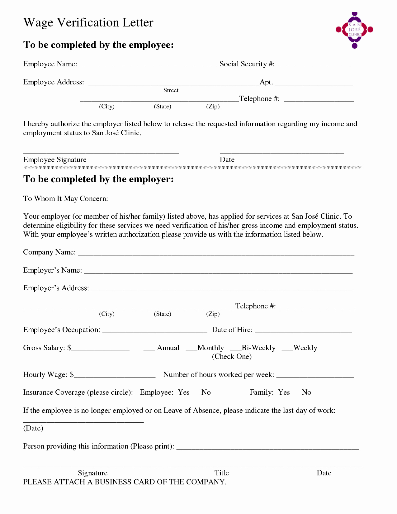 Income Verification form Template Beautiful In E Verification Letter Free Printable Documents