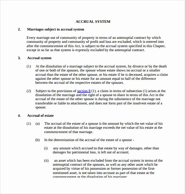 Islamic Marriage Contract Template Unique Free 14 Sample Marriage Contract Template In Pdf