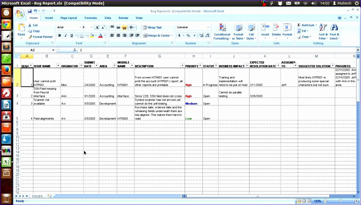 Issue Tracking Template Excel Inspirational 14 Excel Dashboard Template Download Exceltemplates
