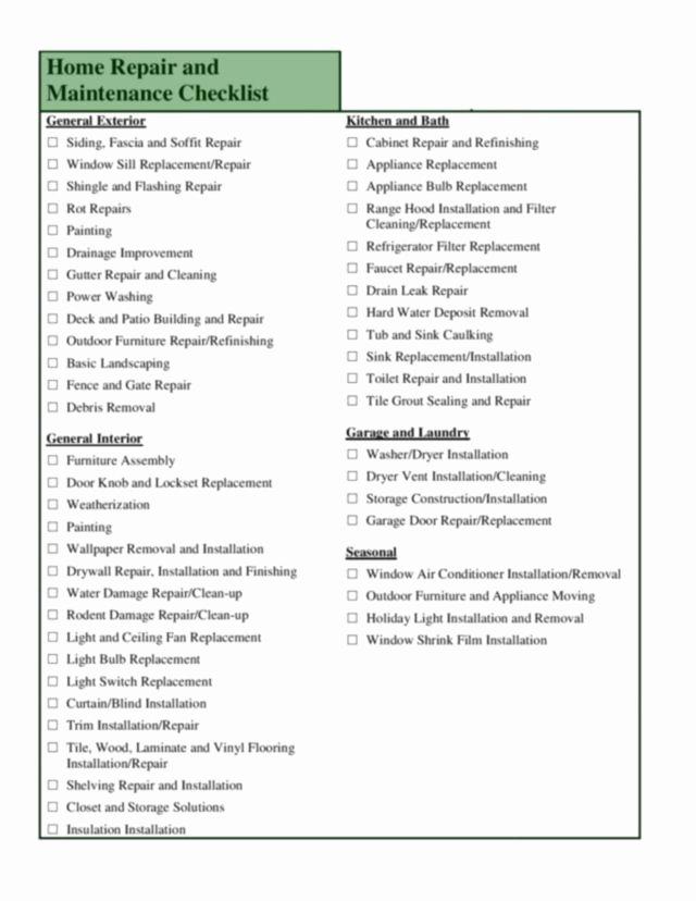 Kitchen Renovation Checklist Template Lovely Kitchen Renovation Checklist Excel 80