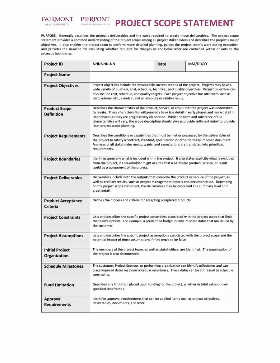 Lab Report Template Word Beautiful 40 Project Status Report Templates [word Excel Ppt]
