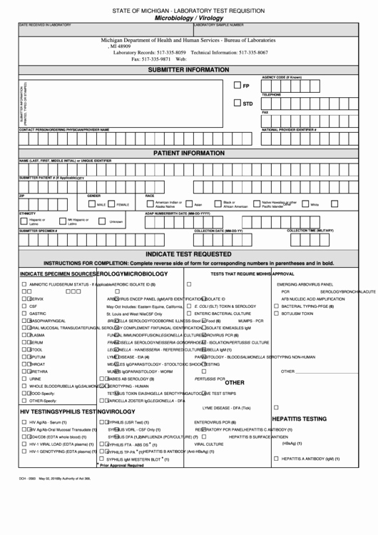 Lab Requisition form Template Unique 43 Lab Requisition form Templates Free to In Pdf