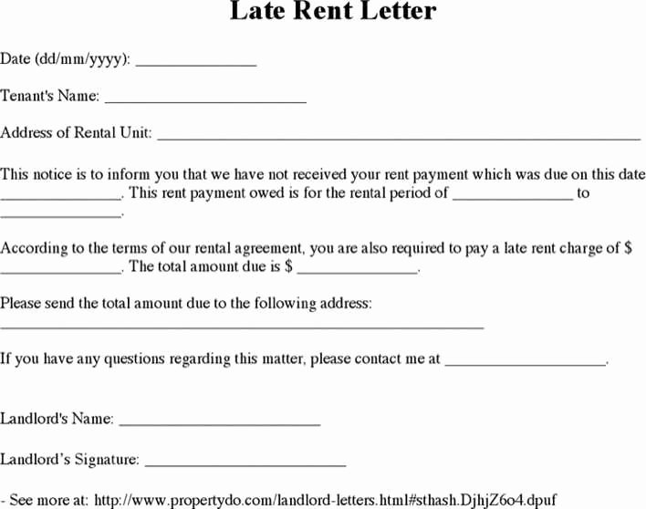 Late Rent Notice Template Free Beautiful Download Late Rent Notice Template for Free Tidytemplates