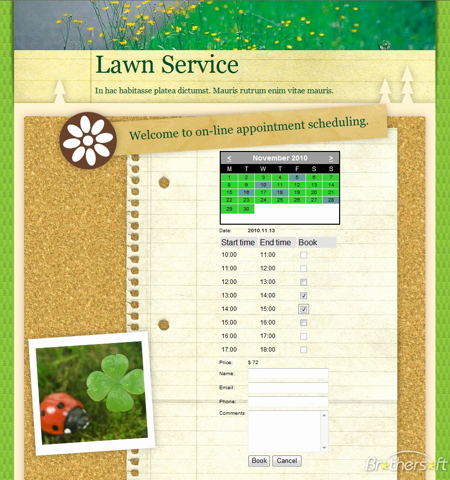Lawn Care Invoice Templates Awesome Lawn Care Invoice Template Word