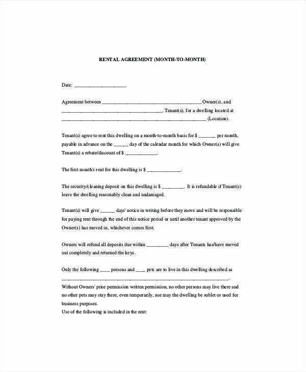 Lease Termination Agreement Template Free Elegant Rent Reduction Letter Template