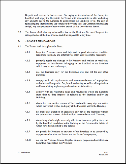 Lease Termination Agreement Template Free Unique Mercial Lease Agreement