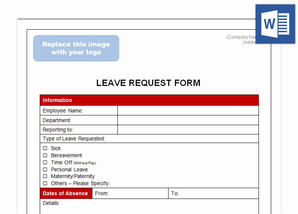 Leave Request form Template New Buy Cheap Term Paper & Reserach Paper Writing Custom