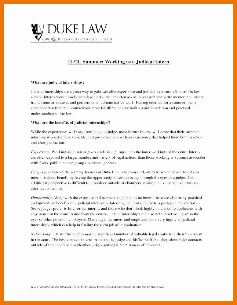 Legal Resume Template Word Awesome 9 10 Sample Law Student Resumes