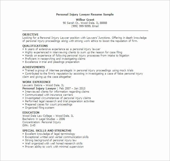 Legal Resume Template Word Best Of 8 Best Plantilla Cv Abogado Images On Pinterest