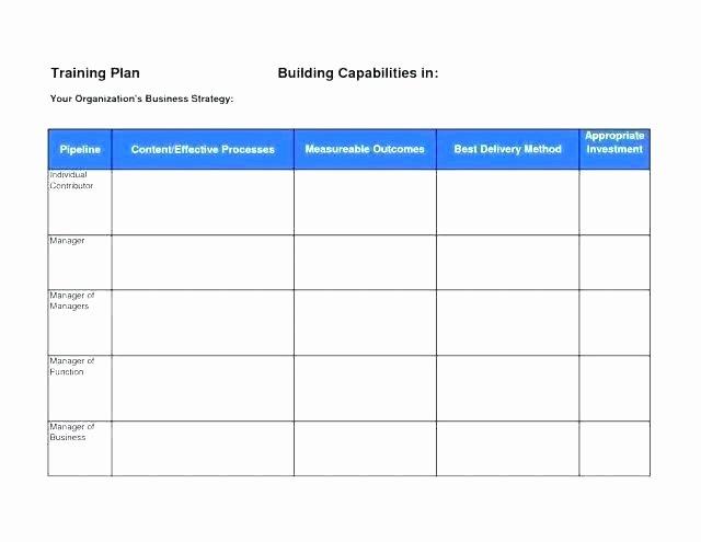 Lesson Plan Template Doc Fresh Training Lesson Plan Template Word – Staggering Lesson