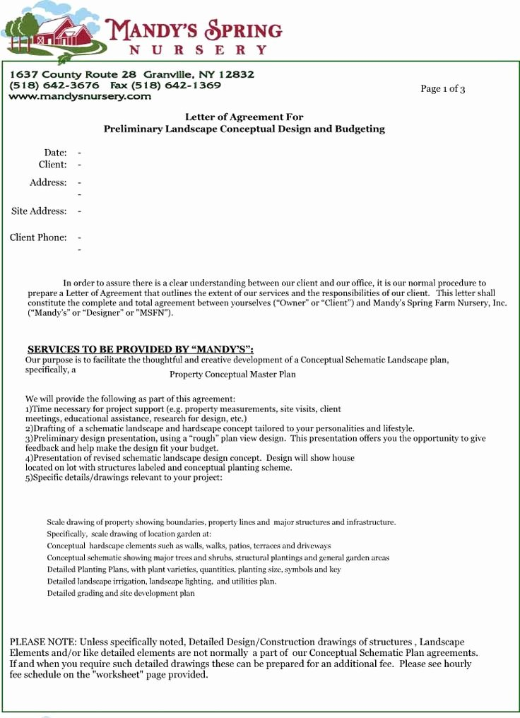 Letter Of Agreement Template Awesome 897 Best Images About Basic Legal Document Template On