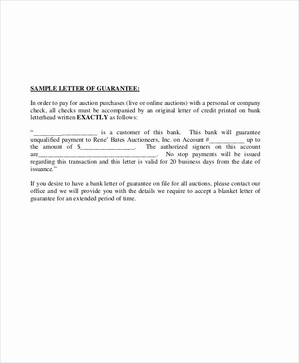 Letter Of Guarantee Template Lovely Visualizing Success On Law School Essay Exams Teacher S
