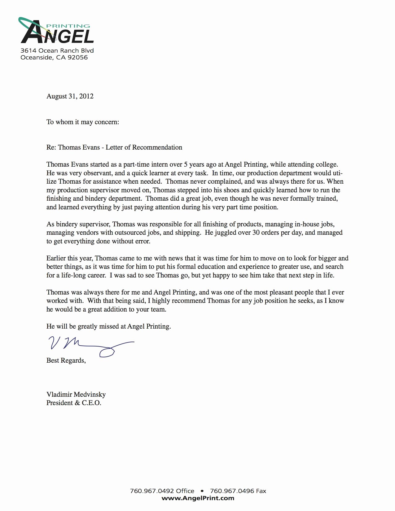 Letter Of Recommendation Template Fresh Tips for Writing A Letter Of Re Mendation