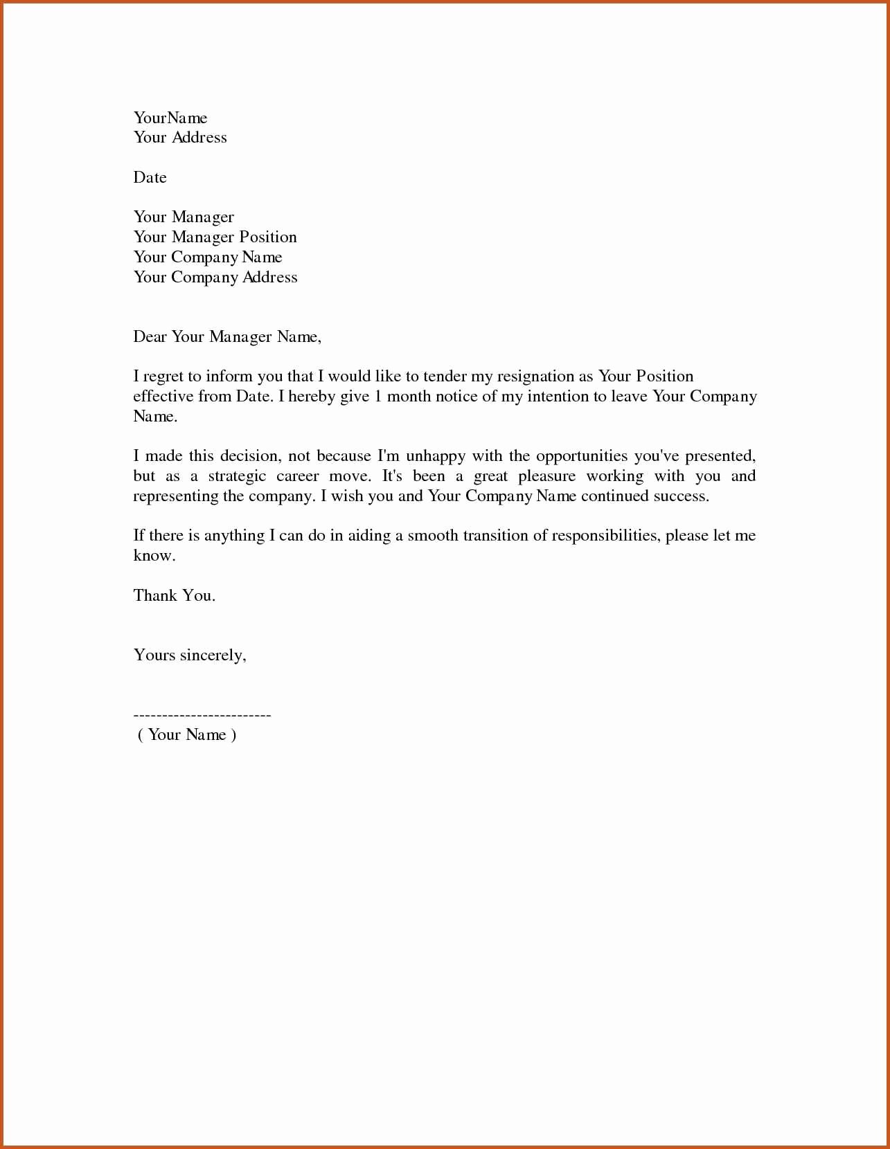 Letter Of Retirement Template Inspirational Retirement Letter to Employer Template Samples