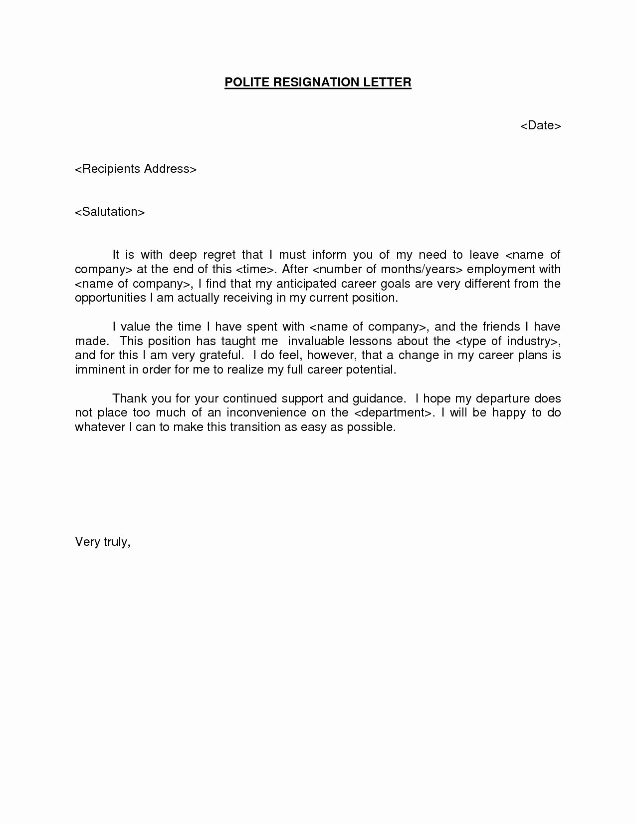 Letter Of Retirement Template Luxury Retirement Letter to Employer Template Samples