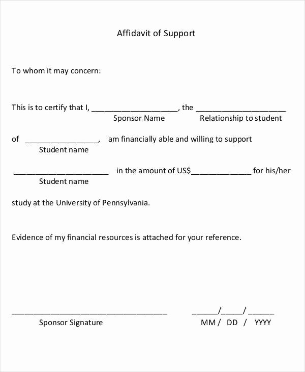 Letter Of Support Templates Unique 22 Letter Of Support Samples Pdf Doc
