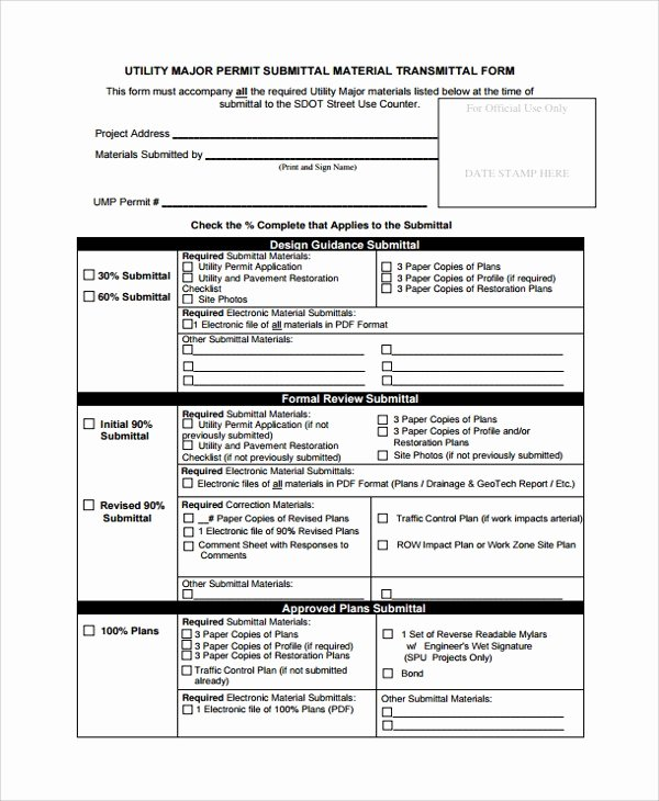 Letter Of Transmittal Template Construction Best Of 19 Of Bid Submittal Template