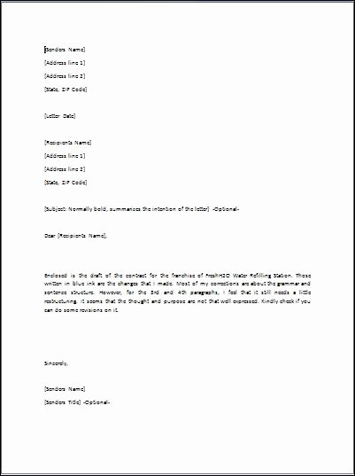 Letter Of Transmittal Template Construction New Sample Transmittal Letter Template