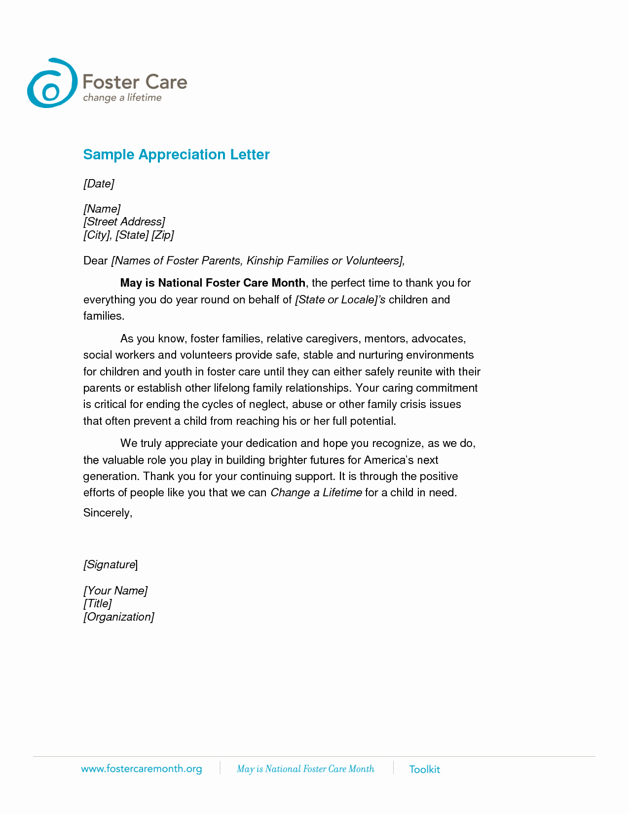 Letters Of Appreciation Template Inspirational Best S Of Service Recognition Letter Samples