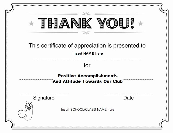 Letters Of Appreciation Templates Awesome 30 Free Certificate Of Appreciation Templates and Letters
