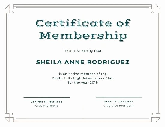 Llc Membership Certificate Template Elegant Membership Certificate Template Word – Afflicktedfo