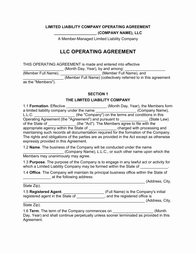Llc Membership Certificate Template Fresh Membership Interest Purchase Agreement Short form Simple