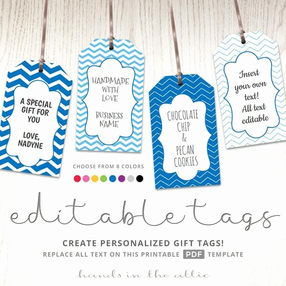 Luggage Tag Insert Template Beautiful Editable T Tags T Tag Template Text Editable Chevron