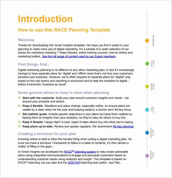 Marketing Action Plan Templates New 9 Marketing Action Plan Templates Doc Pdf