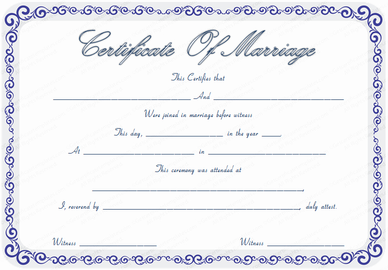 Marriage Certificate Template Microsoft Word Beautiful Marriage Certificate Template Microsoft Word