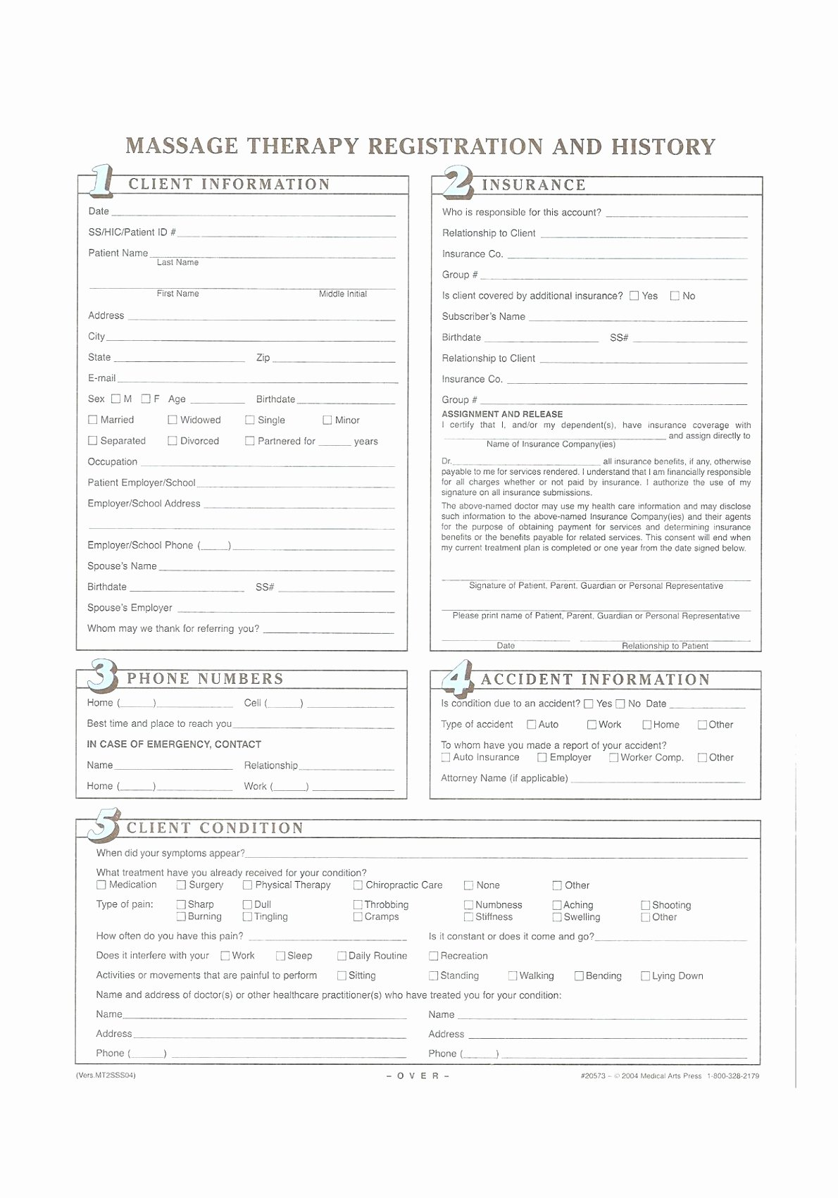 Massage Intake form Templates Best Of 12 Sports Massage Consultation form Template Yiwte